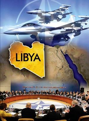 NATO's Secret Ground War in Libya