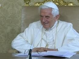 Benoit  XVI s'adresse aux astronautes. Les religions au défi de la pluralité des mondes.