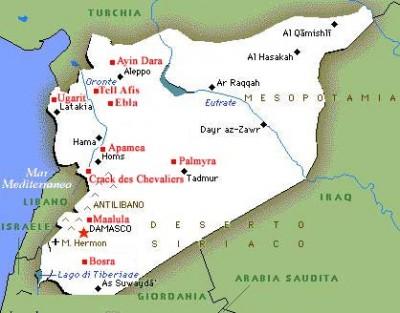 """SIRIA: Chi c'è dietro il movimento di protesta? Fabbricare un pretesto per l'""""intervento umanitario"""" USA-NATO"""