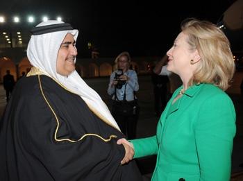 Un partenaire modèle pour Hillary