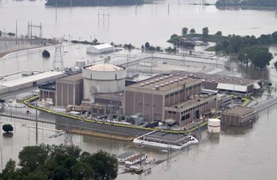 Radioactive Leak at Fort Calhoun Nuclear Power Station
