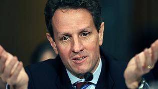 "Geithner: ""It's Going to Feel Very Hard, Harder than Anything They've Experienced in Their Lifetime, For a Long Time to Come"""