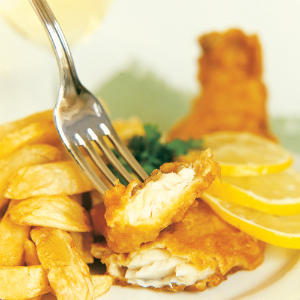 Britain's Fish and Chips linked to Whale Slaughter