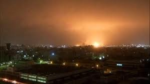BREAKING NEWS: NATO Launches Bombing Blitzkrieg over Tripoli hitting Residential Areas