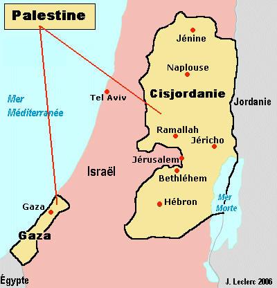 FAQ: Le statut d'État palestinien