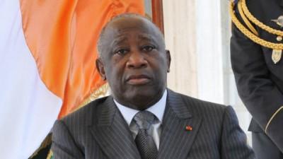 Laurent Gbagbo « Président de Côte d'Ivoire » écrit à Nicolas SARKOZY