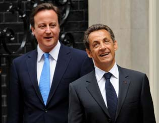 "Libya's Unfolding Humanitarian Catastrophe: Cameron and Sarkozy: ""Dancing on Graves""  in Benghazi"