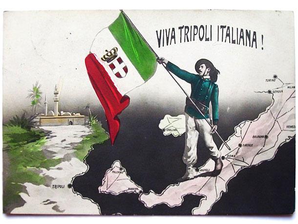 A cent ans de la première guerre de Libye : Retour à « Tripoli, bel suol d'amor »