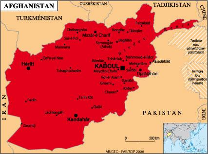 Le 7 octobre 2001: La décision de l'OTAN et des États-Unis d'envahir l'Afghanistan. Le prétexte d'une « guerre juste ».