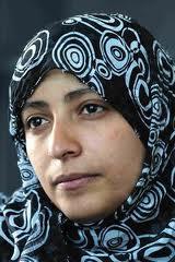 Mais qui est donc Tawakkol Karman, la première femme arabe nobélisée?
