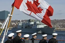 Des navires de guerre pour le Canada. Le réarmement du pays se poursuit dans l'indifférence.