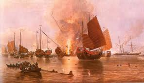 Des guerres de l'opium aux guerres du pétrole