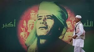 Kadhafi: ils ont exaucé son souhait