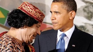 US and NATO Murder Muammar Gaddafi