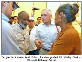 « Une ruée vers l'or » pour les contrats en Haïti après le tremblement de terre