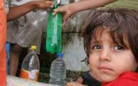 La lutte pour l'eau à Gaza