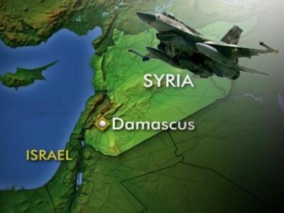 Menacer l'Iran et préparer l'invasion de la Syrie
