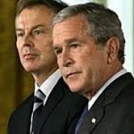 VIDÉO : Bush et Blair reconnus coupables de crimes de guerre.