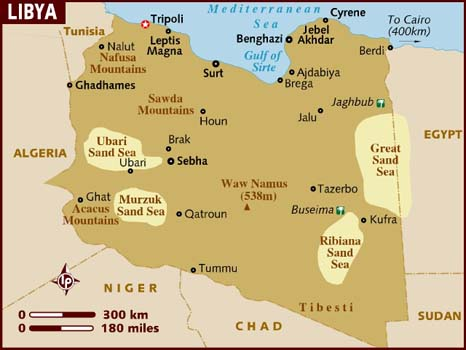 Libya on the verge of chaos and civil war: experts - Global