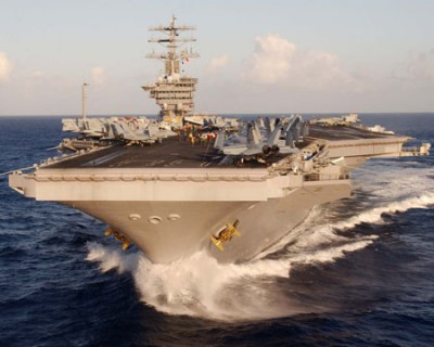 US Threatens War in the Persian Gulf