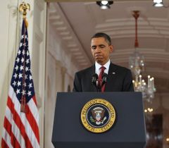 Final Curtain: Obama Signs Indefinite Detention of Citizens Into Law As Final Act of 2011