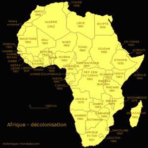 Afrique: la photographie que 2011 a renvoyée aux Africains.