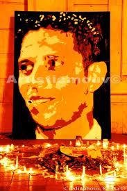 An I de la Révolution arabe: Hommage aux immolés arabes