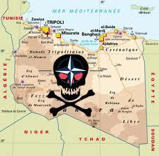 Les effroyables crimes de l'OTAN en Libye