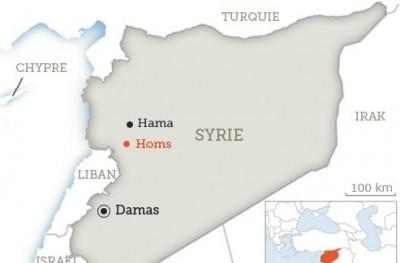 Homs, une ville plongée dans l'horreur organisée par des groupes armés et non par Damas