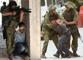 Crimes against Humanity: The Torture of Palestinian Children