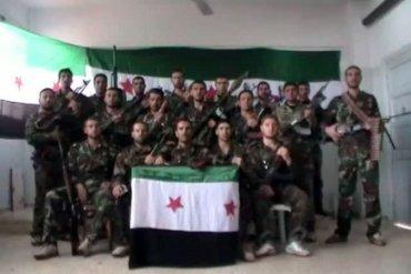 L'Armée syrienne libre, représentant légitime du peuple syrien?