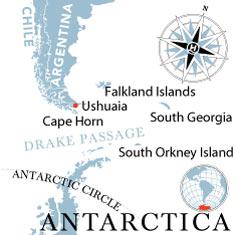 Malouines ou Falklands? L'enjeu est l'Antarctique !