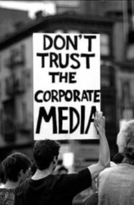 Why Everyone Should Occupy US 1% Corporate Media: They Lie