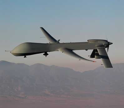 U.S. Violates Syrian Air Space: Drones Over Syria as Fighting Spreads