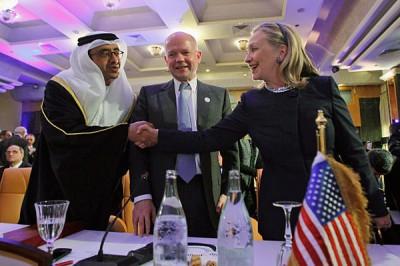 La conférence des « Amis de la Syrie » ou L'échec de la Sainte-Alliance arabo-atlantique