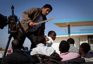 SHOCKING VIDEO: Libyan Regime Cages, Abuses Black Africans