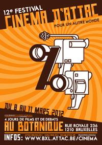 12e Festival du Cinéma d'ATTAC : Pour un monde meilleur