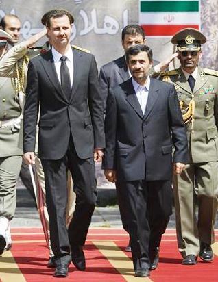 La chute du gouvernement syrien favoriserait une attaque contre l'Iran