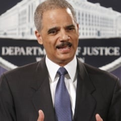 "Attorney General Eric Holder  upholds ""The Legality of Assassinating Americans"""