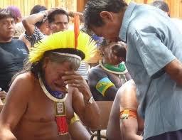 BRÉSIL : Sentence de mort pour le peuple Kayapo