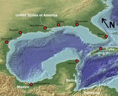 À qui appartient le pétrole du Golfe du Mexique?