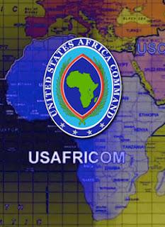 L'AFRICOM des Etats-Unis et la militarisation du continent africain : Le combat contre l'implantation économique chinoise