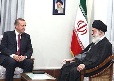 IRAN SYRIE : Ce que Khamenei chuchota à l'oreille d'Erdogan