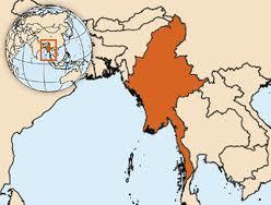 Le printemps birman