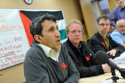 L'organisation « Bienvenue Palestine 2012 » dénonce le blocus Israélien sur l'ensemble de la Palestine