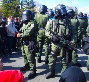 VIDÉO : Hypocrisie autour de la grève étudiante au Québec