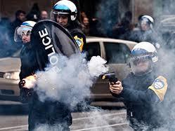 Violence policière et manifestation étudiante du 20 avril 2012: Témoignage de Cécile