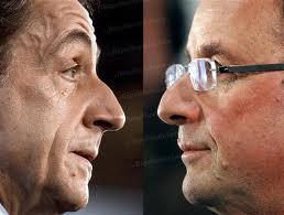 Élection présidentielle française : Hollande et Sarkozy passent au second tour
