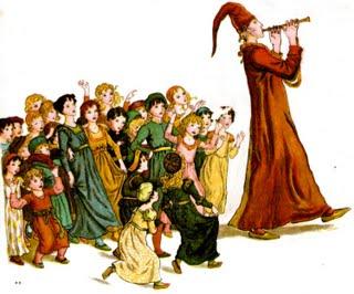 L'art de la guerre : Les joueurs de flûte de la « paix »
