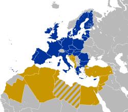 L'Union Pour la Méditerranée: L'Outil du Soft Power pour la Globalisation de l'OTAN.